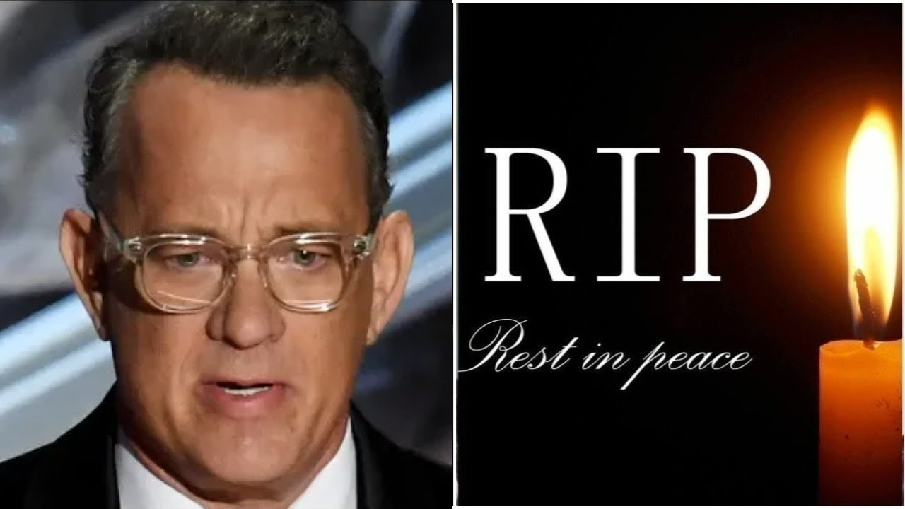 Download R.I.P. We Are Extremely Sad To Report About Death Of Tom Hanks' Beloved Wife.
