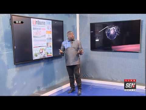 La Revue des titres avec Fabrice Nguema du mercredi 15 Avril