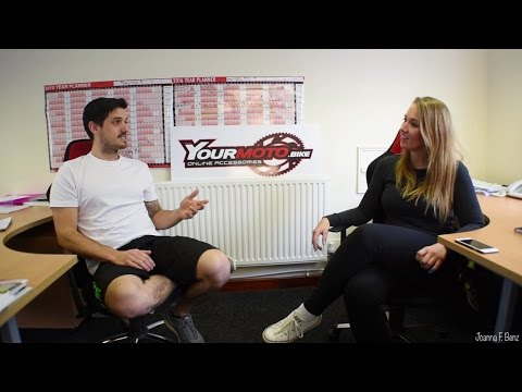 IOMTT, spiders and Honda C90 - James Hillier Interview