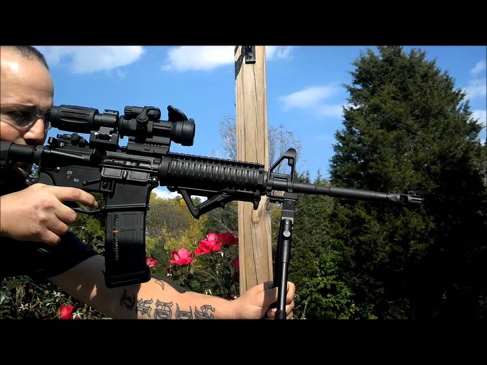 Doublestar M4 W Aimpoint Pro And Primary Arms 3x