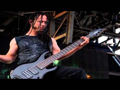 Disturbed - Stricken  Bass Only Isolated Track
