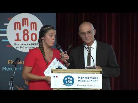 3ème prix MMM180 : Mélanie Perche