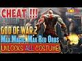 - CARA CHEAT GOD OF WAR 2 PS2 LENGKAP