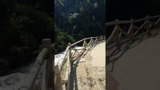 DALANTA Falls in Da Lat city, Viet Nam