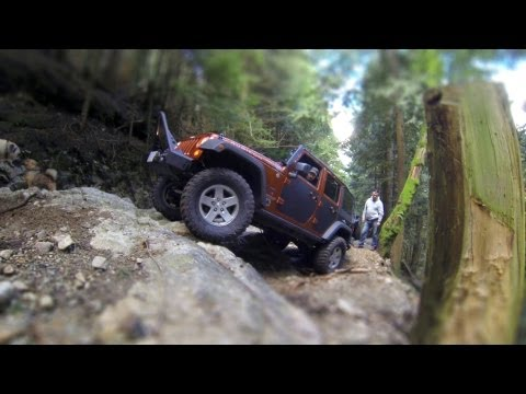 Jeep Off Road Adventures - Short Eagle Trip