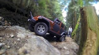 Jeep Off Road Movies - Short Eagle Trip