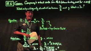 Fundamentals of Corporate Finance: Chapter 8 Problems (2016) thumbnail