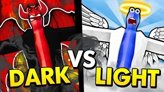 LORD OF DARKNESS VS LORD OF LIGHT IN TABS! (Totally Accurate Battle Simulator Funny Gameplay)
