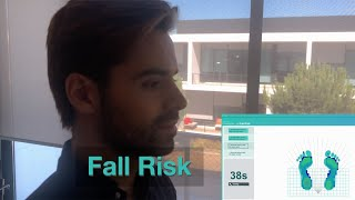 Fall Risk protocol | PhysioSensing