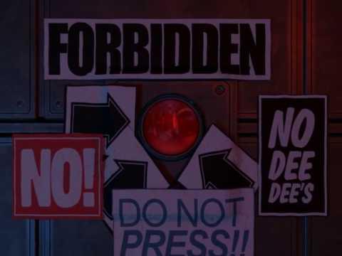 Dexter's Laboratory Bumper - Door