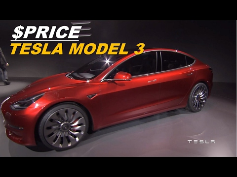 price 2018 price tesla model 3 review price tesla youtube. Black Bedroom Furniture Sets. Home Design Ideas