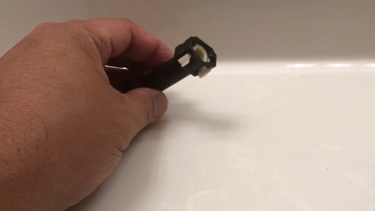 Moen Hydro Lock Hose Connector