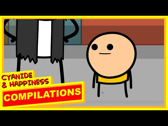 Cyanide & Happiness Compilation - #27