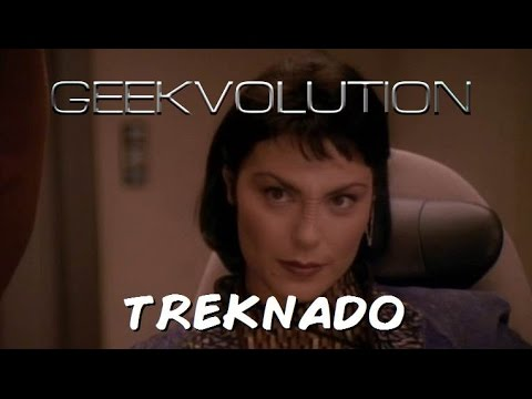 "Treknado | TNG S7E24 ""Preemptive Strike"" Review"