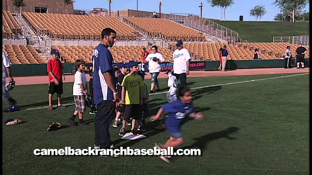 69f330da8e1 Opening Day at Camelback Ranch Glendale is March 4th! - YouTube