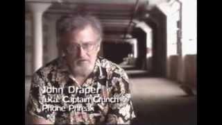 Hackers  The History Of Hacking - Phone Phreaking, Cap.Crunch, Wozniak, Mitnick