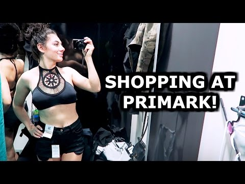 SHOPPING AT PRIMARK - TRAVEL VLOG 404 AMSTERDAM | ENTERPRISEME TV