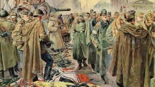 Подписание акта о безоговорочной капитуляции Германских Вооруженных Сил(