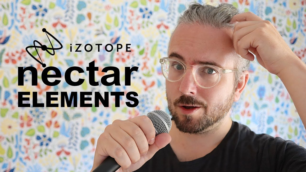 iZotope Nectar Elements Review - A Simple Way to Process Your Vocals