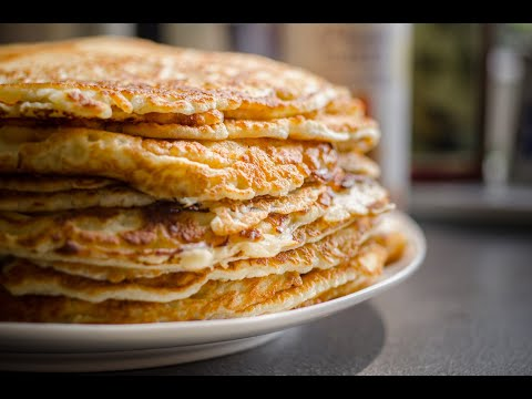 flavorgod-blueberry-pancakes- -fluffy-pancake-recipe