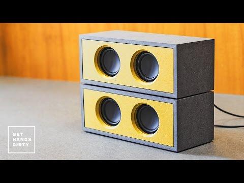 Making New Speaker Cases