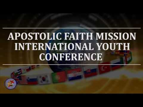 AFM YOUTH CONFERENCE 2017
