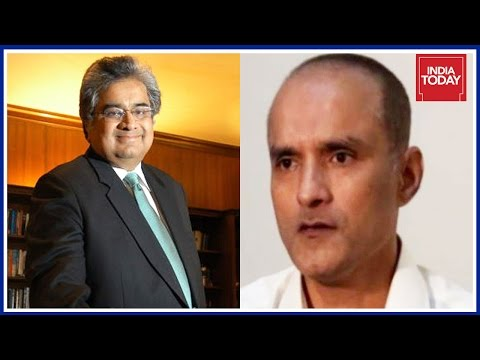 Kulbhushan Death Sentence : Harish Salve To Represent India At International Court of Justice