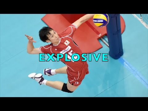 Masahiro Yanagida まさひろ柳田 (part 1) - 2015 FIVB World Cup USA vs Japan Volleyball Highlights