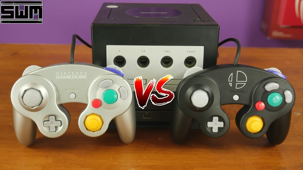 How Close Is The New 2018 Gamecube Controller To The Original?