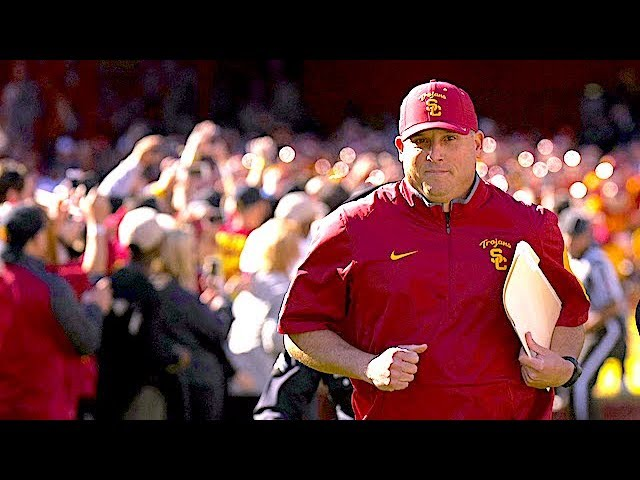 USC Insider Scott Wolf: A Mannequin Would Be a Better Coach Than Clay Helton