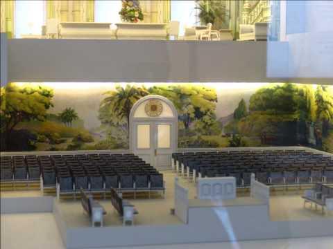 Inside Salt Lake Temple