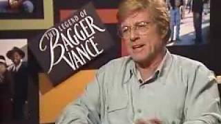 Robert Redford Interview The Legend Of Bagger Vance
