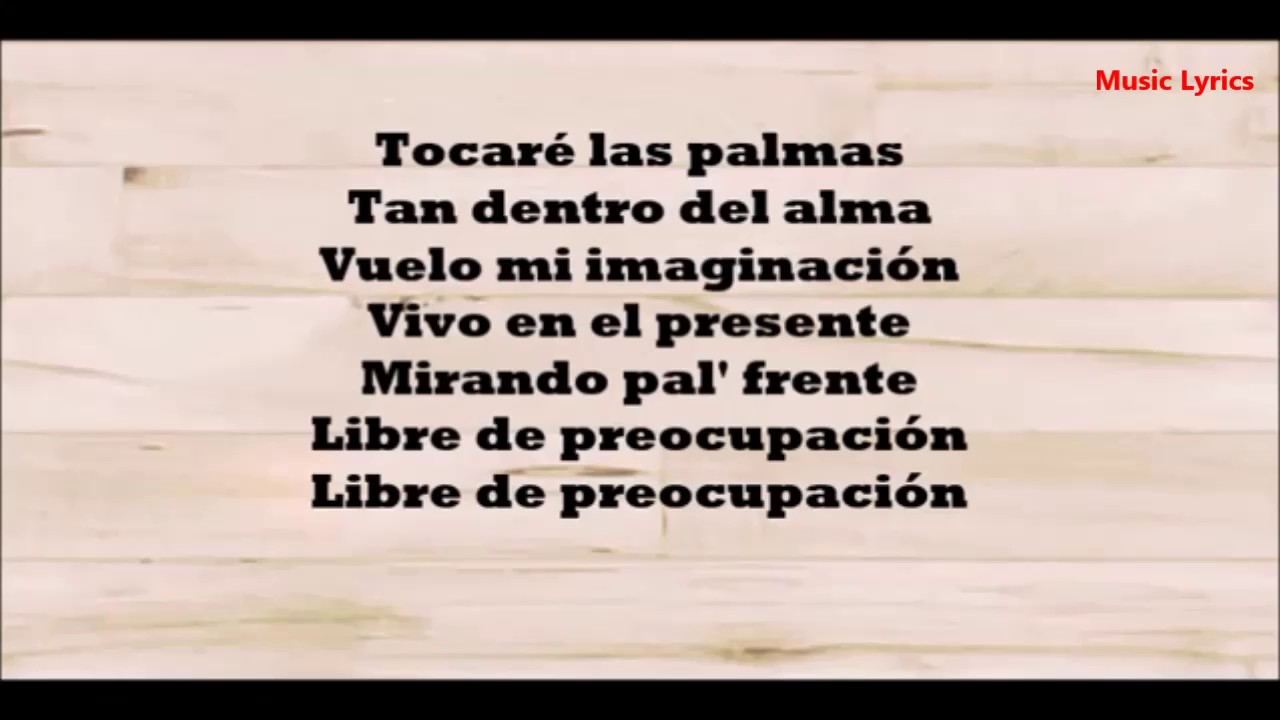 Alvaro Soler Libre Ft Monika Lewczuk Lyrics Youtube