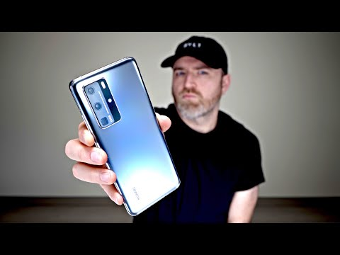 Huawei P40 Pro Unboxing and Camera Test
