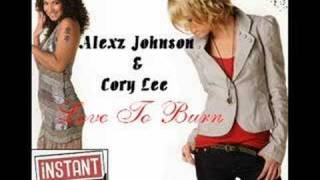 Alexz Johnson & Cory Lee - Love to Burn