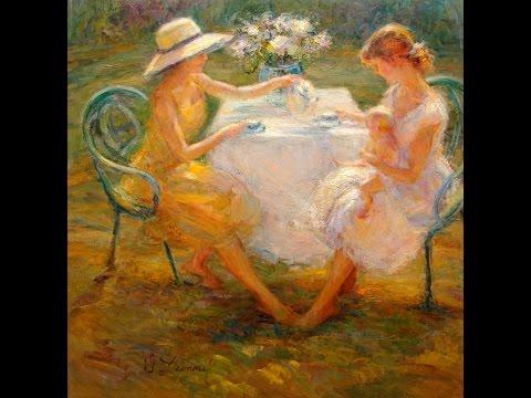Diane Leonard   Plein Air Impressionist painter