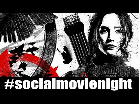 Tribute von Panem: Mockingjay Part 1 - die geilste Socialmovienight ever!