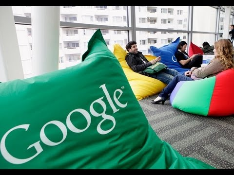 Google's 'Take Your Parents To Work' Day | Forbes