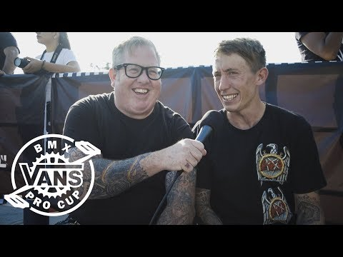 2017 Vans BMX Pro Cup: Behind The Scenes in Mexico with Steve Crandall | BMX Pro Cup | VANS