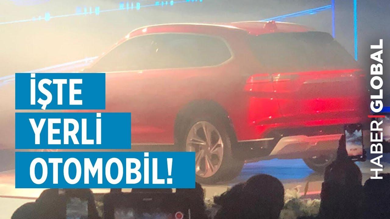 İşte Türkiye'nin Yerli Otomobili!