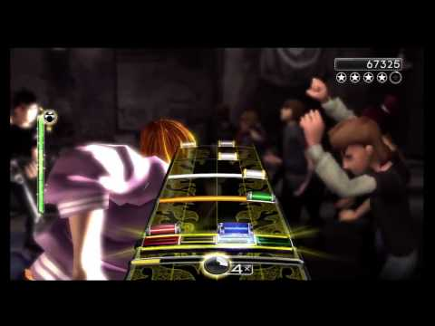 Rock Band 2 - 'Far Away from Heaven' by Free Spirit (drums expert)