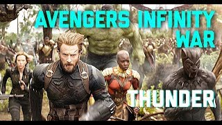 Baixar Avengers: Infinity War // Thunder (Imagine Dragons)