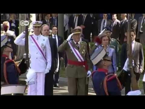 Spain: Monarchy Under Pressure   Journal
