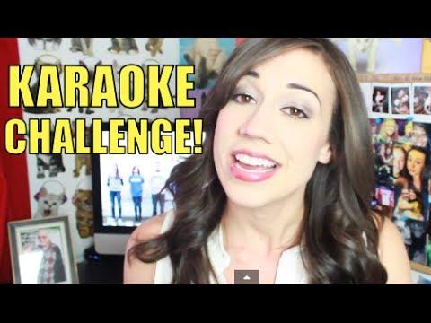 KARAOKE CHALLENGE! Take 2