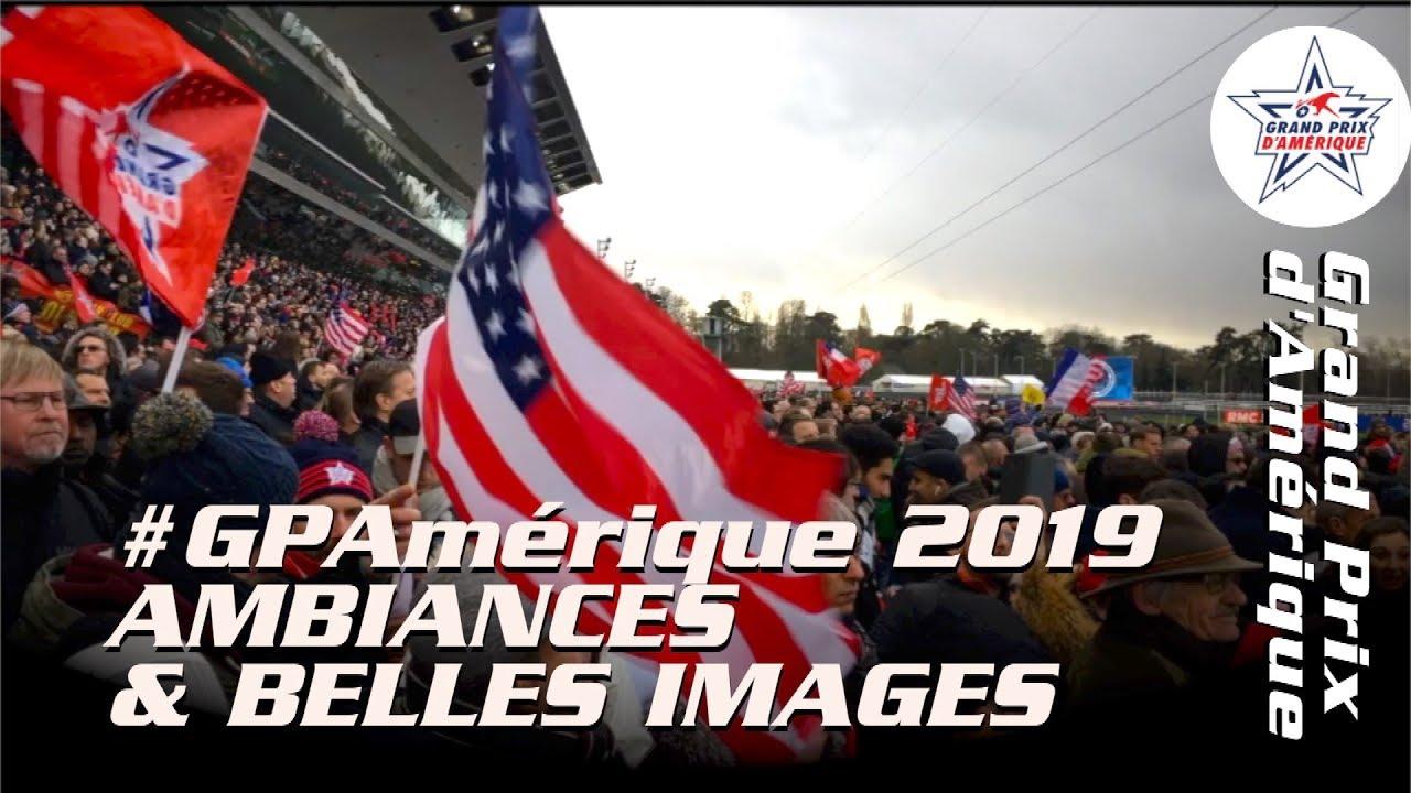 Home - Grand Prix d'Amérique