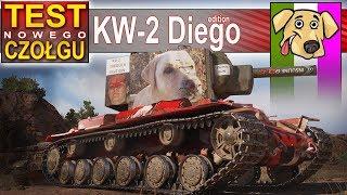 O kurka! Nowy KW-2 Diego edition w World of Tanks!