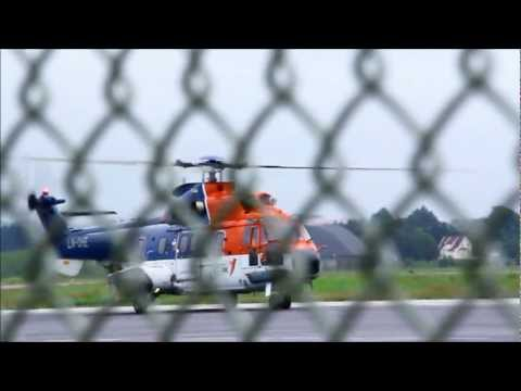 AS 332 SuperPuma und Sikorsky S-92A   CHCHelicopter / BristowHelicopters [Full HD]