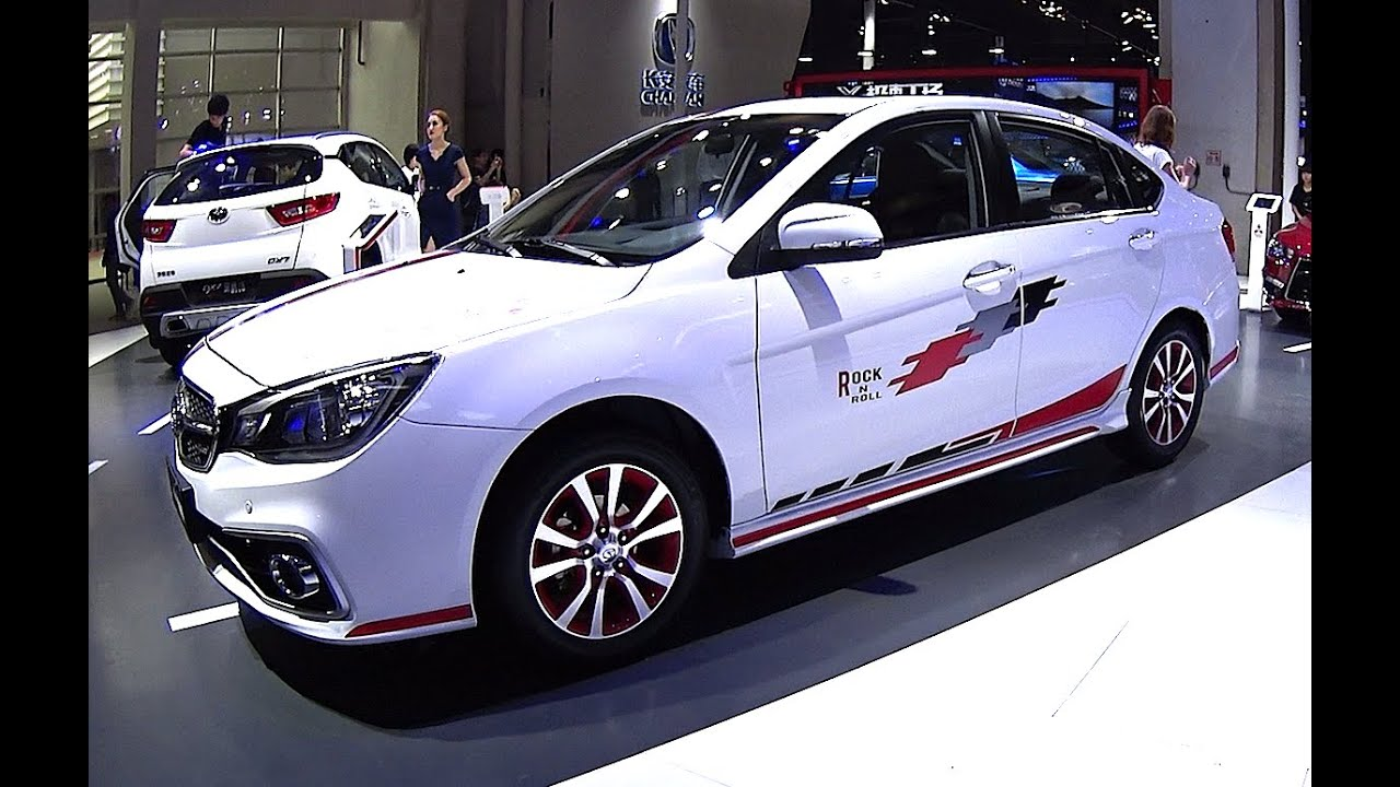 2016, 2017 SouEast V5 Lingzhi hits the China auto market, SouEast V5 2016, 2017 model