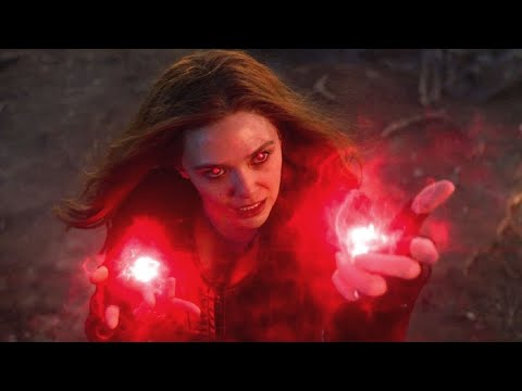 Scarlet Witch Endgame