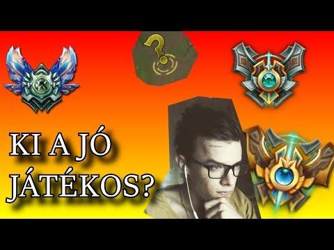 """MIKORTÓL """"JÓ"""" JÁTÉKOS VALAKI ? - AK League of Legends Moments"""